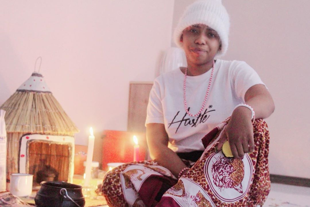 Mzansi Celebs Who Have Embraced Their Traditional Ancestral Roots
