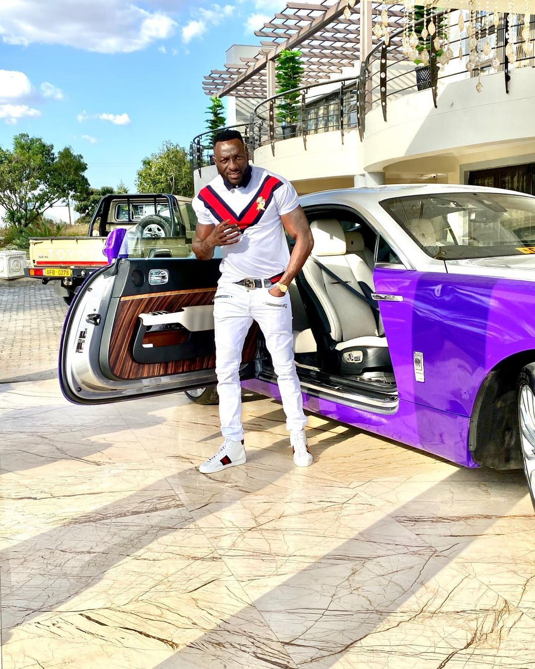 Ginimbi's father Speaks Out On The Mysterious Accidents That Happened During His Funeral-iHarare