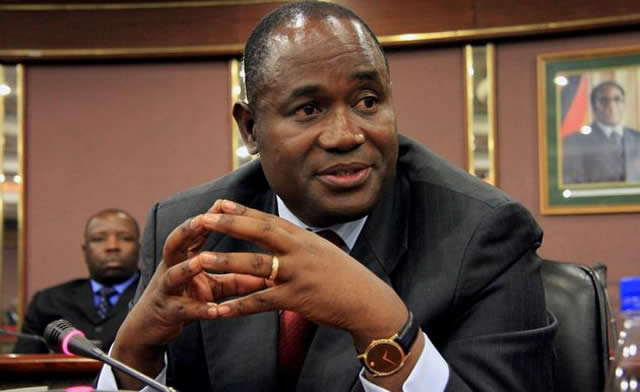 Gideon Gono Fires Back At Looting Claims