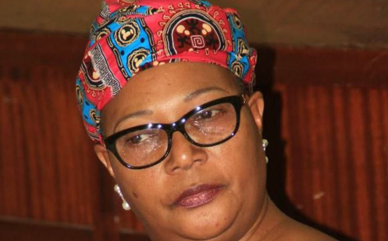 Khupe Fired From MDC-T