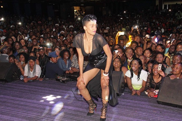 IHarare Entertainment News: Bev says she wants to lose weight