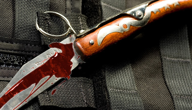 Man Stabs Young Brother
