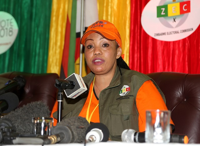 Zimbabwe Electoral Commission chairperson, Priscilla Chigumba Exposed In #Excelgate