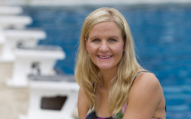 Kirsty Coventry Wins