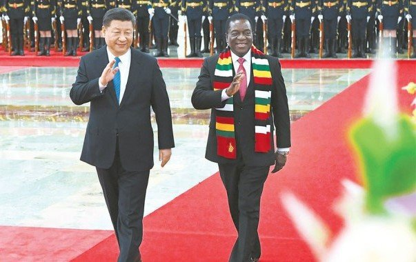 Mnangagwa Sends Solidarity Message