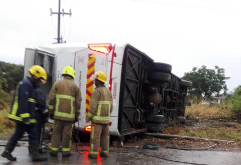 Hwange Bus Accident