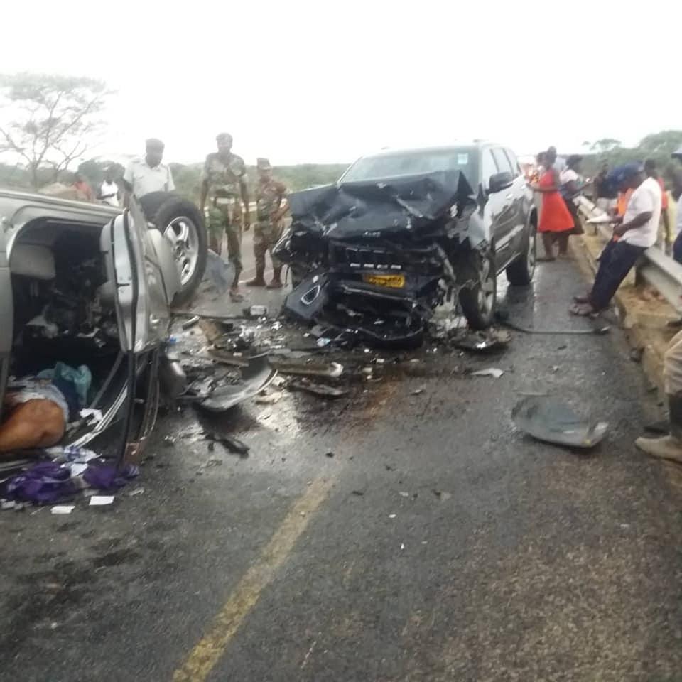 Kwekwe Accident Scene