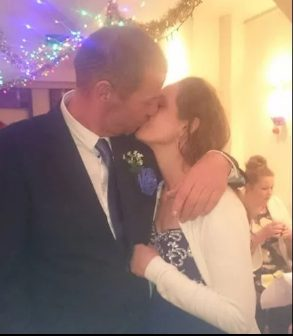 Ray Weatherall and his wife Hayley Weatherall