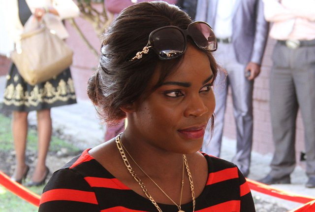 Marry Mubaiwa, Marry Chiwenga Demands US$40 000 A Month Maintenance