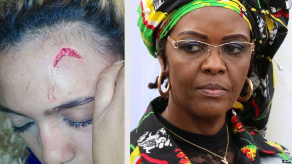 Grace Mugabe, Gabriella Engels