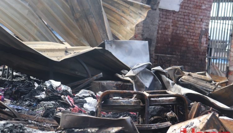 Pictures: Gulf Complex Fire, The Aftermath - iHarare News