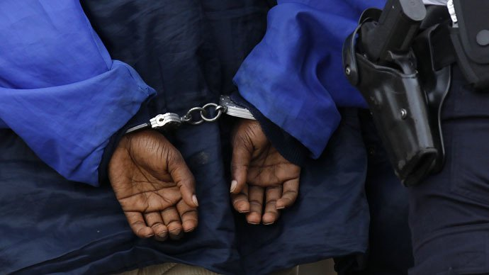 Fake killer prophet arrested on hospital bed as justice catches up with him