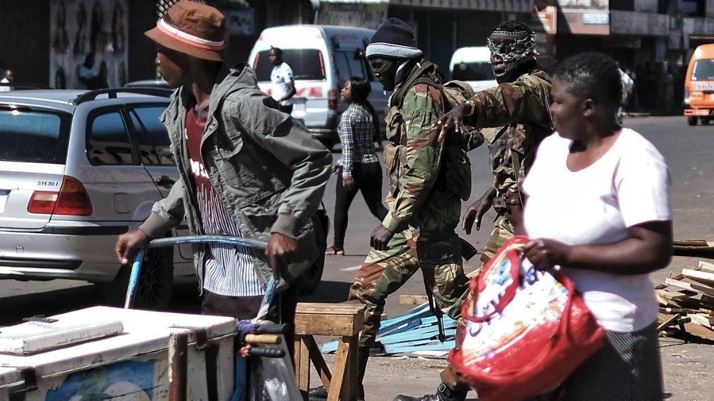 Masked Soldiers, Soldiers Shoot Dead Two Brothers