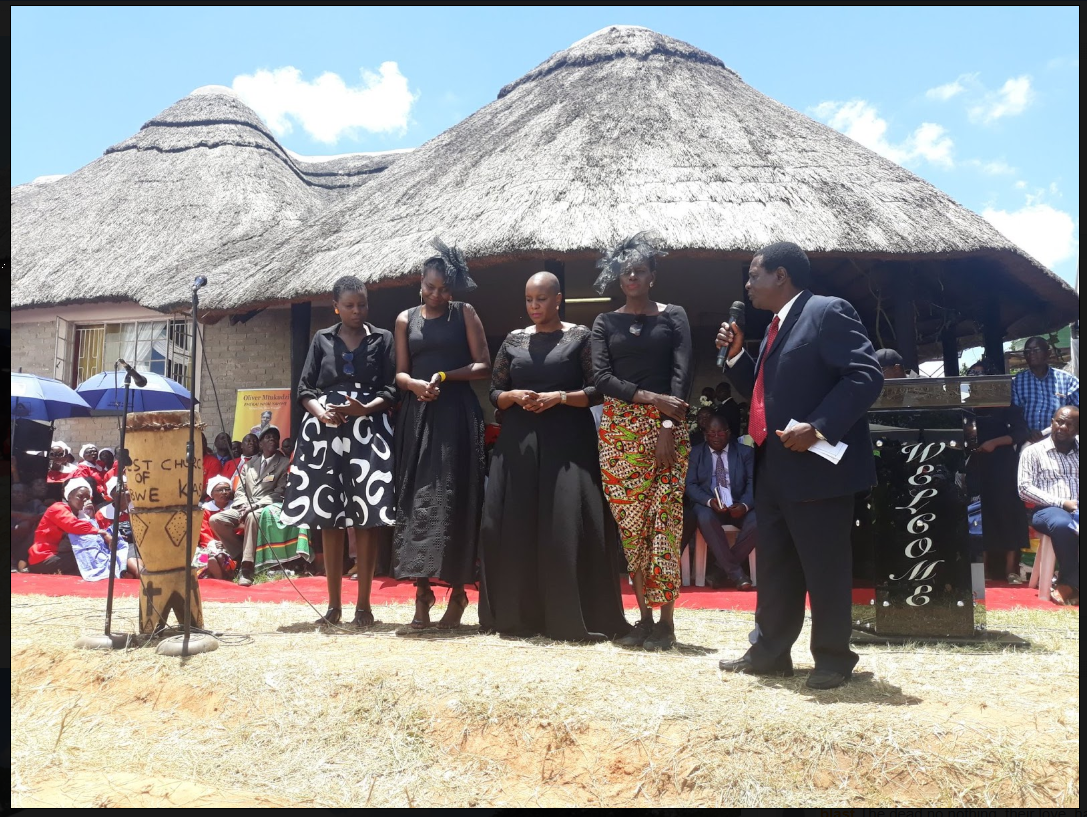 Oliver Mtukudzi's daughters BID farewell to their father, IMITATE his dance moves