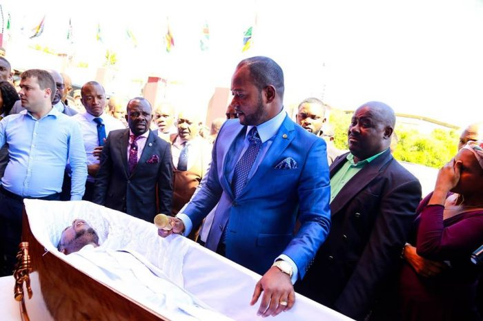 Fraud charges laid against 'resurrection' pastor Alph Lukau