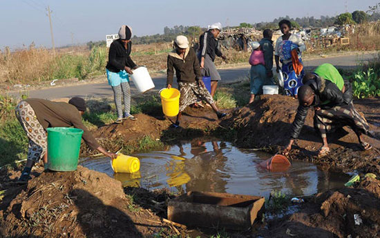 Water Barons Demand S_EX For WATER