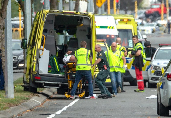 Calderdale in shock after people killed in New Zealand mosque shootings