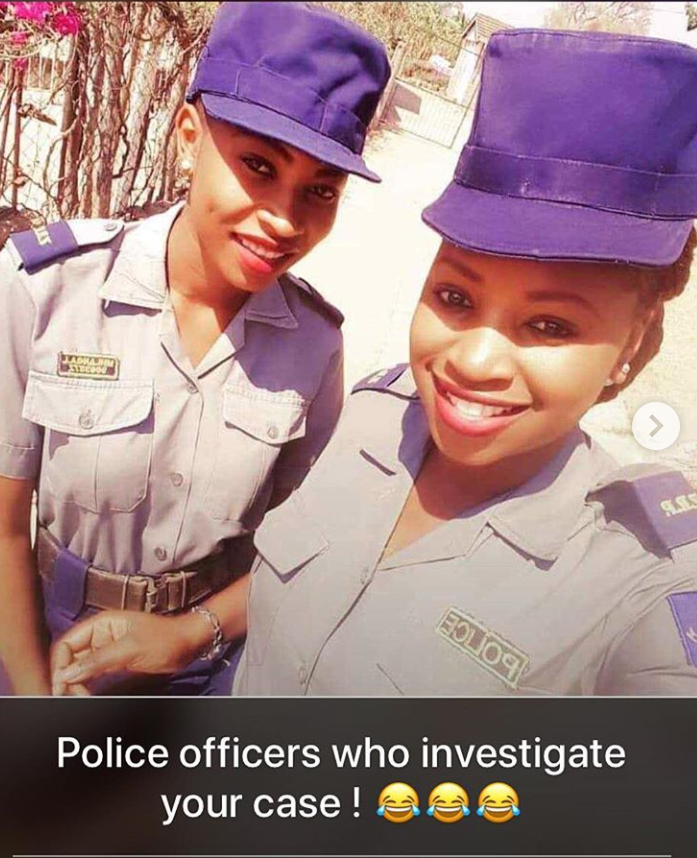 Police sexy officers female The Top