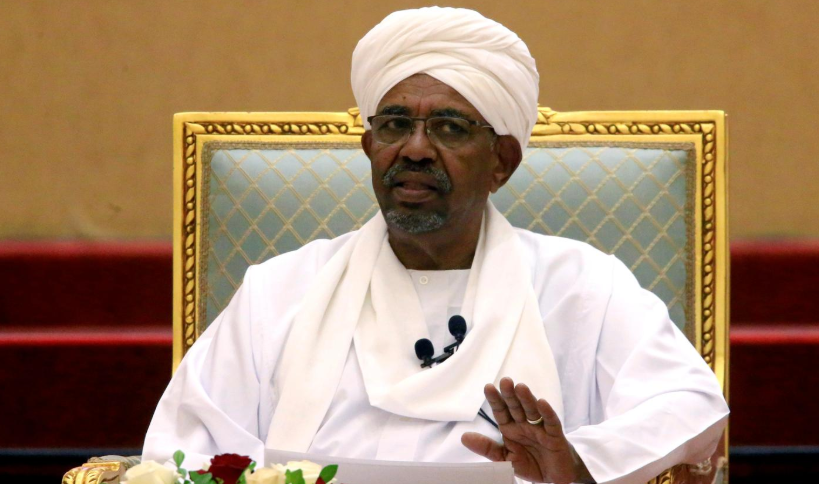 Brothers of Sudan's ousted president 'detained'