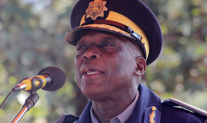Chihuri Makes Stunning Allegations Against ED