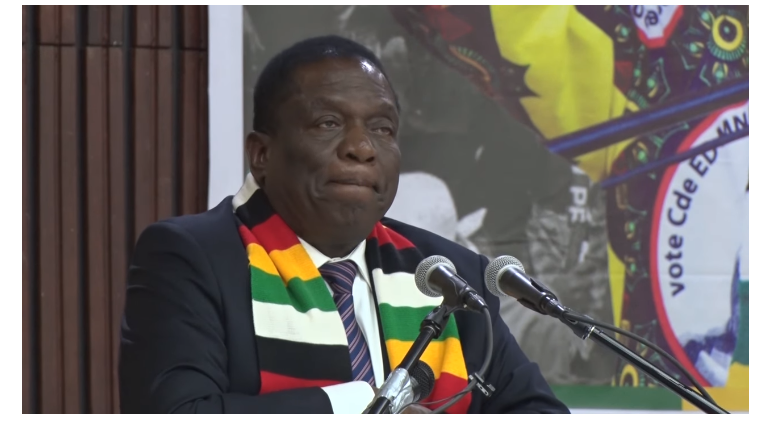 Mnangagwa Appoints New Permanent Secretaries
