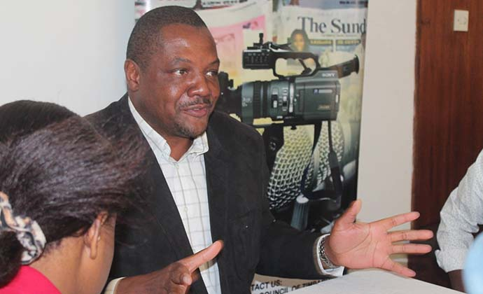 Zimbabwe journalist arrested amid storm over $60m Covid-19 supplies scandal