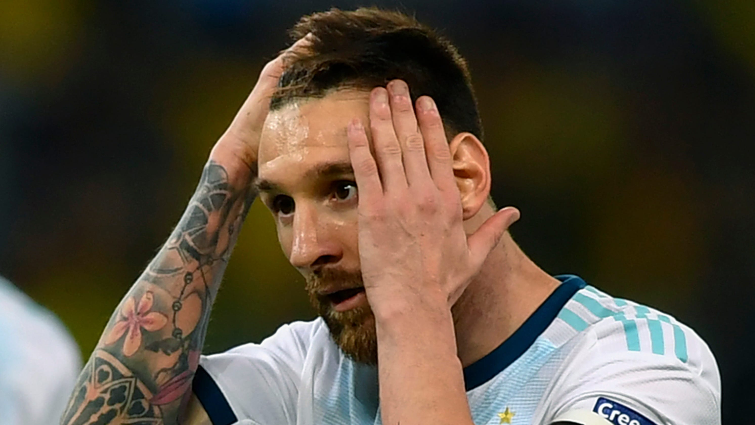 Lionel Messi Confirms He Is Leaving Barcelona