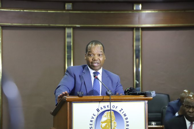 RBZ Speaks On Devaluing Zimbabwe Dollar