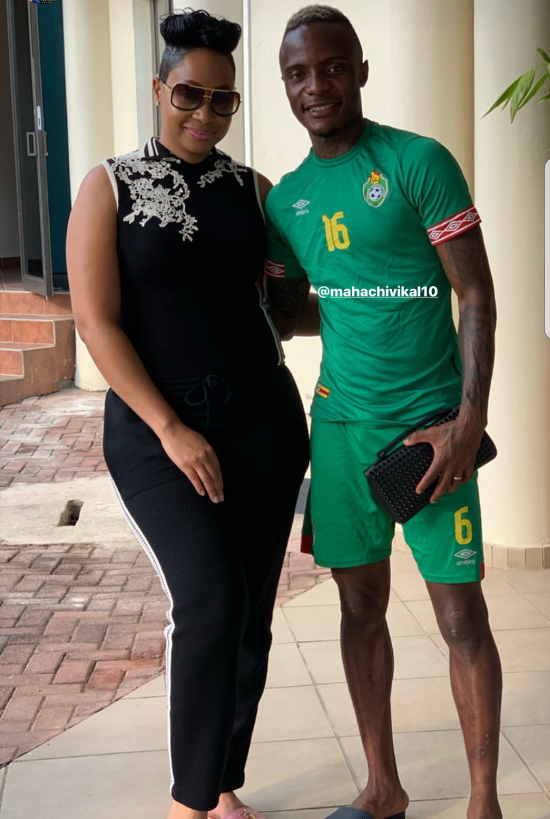 Pokello Claps back following heavy criticism for visiting the Warriors