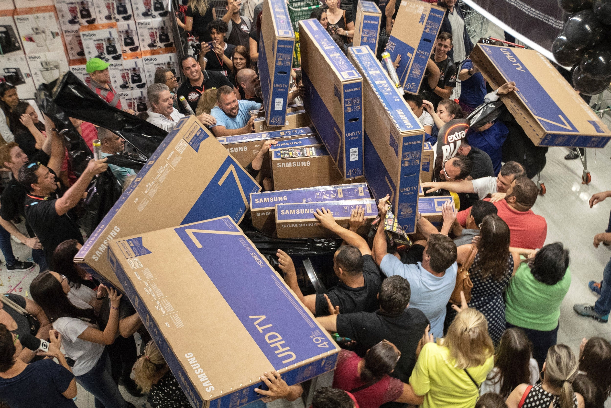 The Dark History Behind Black Friday Revealed This Is How It All Began