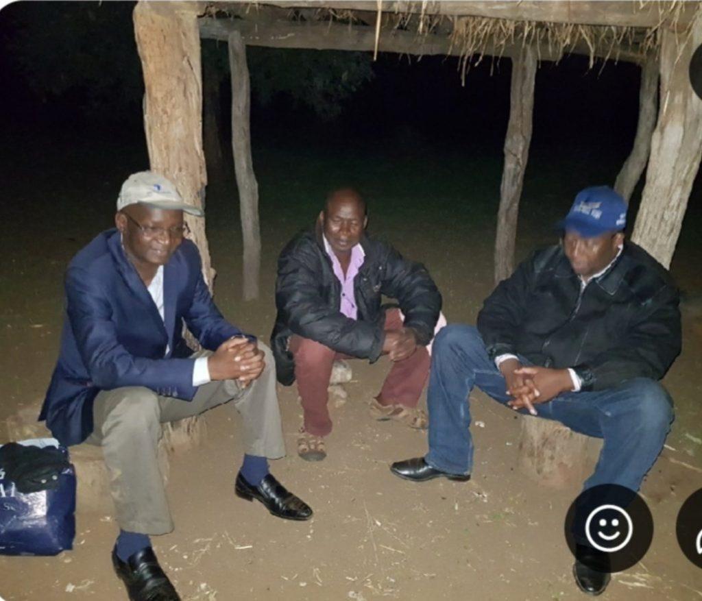 The Day Jonathan Moyo Fled Zimbabwe