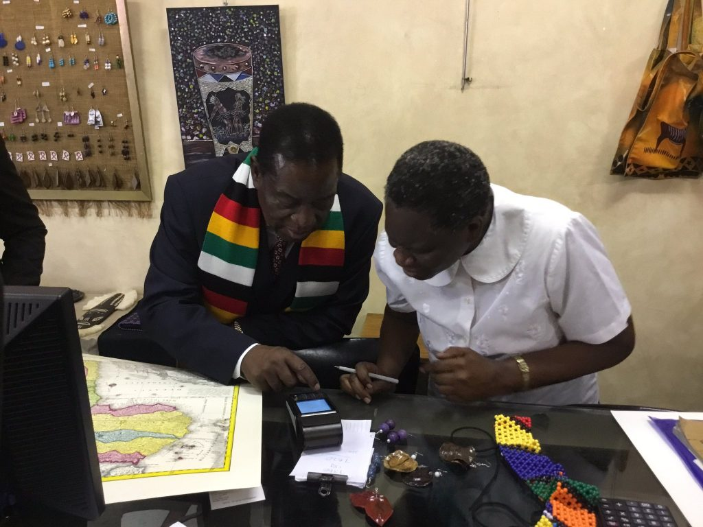 Mnangagwa Shows Romantic Side Lavishly Spoils Wife
