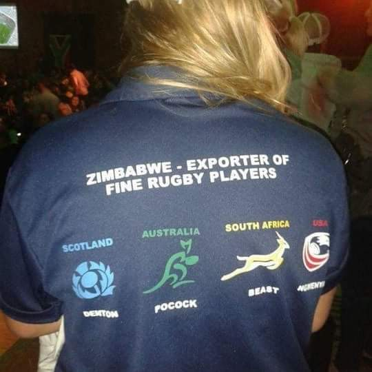 World is 'STEALING' Zimbabwe's finest rugby players