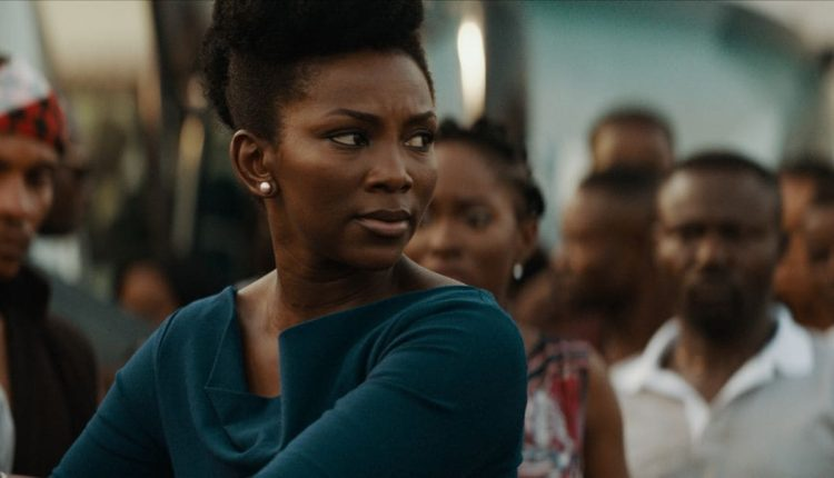 "Genevieve Nnaji directed and stars in ""Lionheart,"" which was disqualified from the Oscars for having too much English"