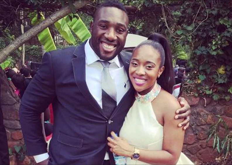 Meet Tendai Mtawarira's wife