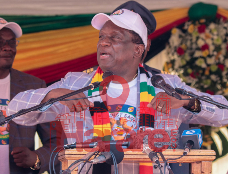 President Emmerson Mnangagwa Speaks On His Successes