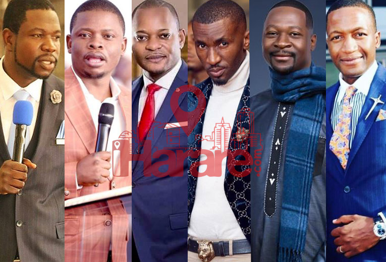 Some of Southern Africa's Most Prominent and Popular Prophets who have been declared fake by Bishop Matondo