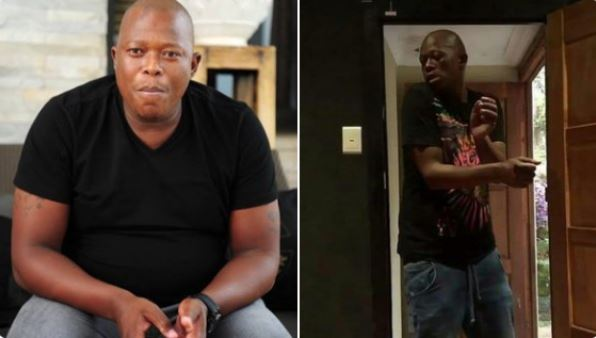 Mampintsha weight Loss