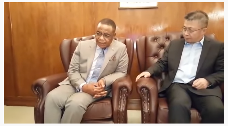 VP Constantino Chiwenga First Interview