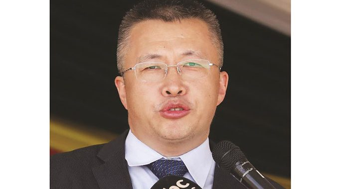 Chinese Ambassador MOCKS Zim Government