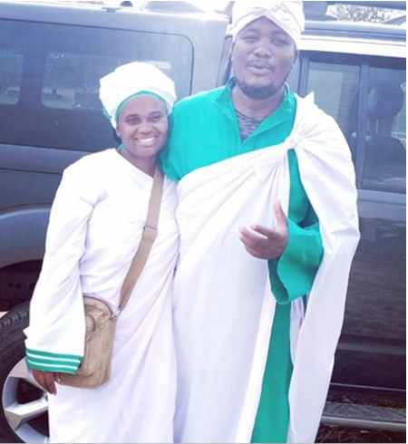 Mambo Dhuterere & wife serve couple goals