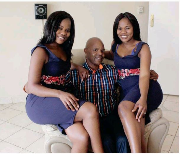 Twins Married to the same Man