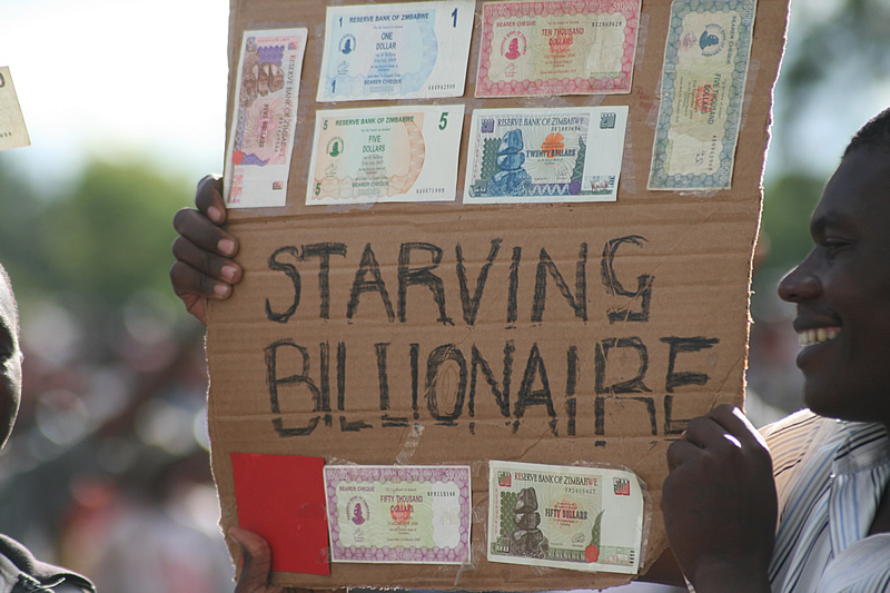 The Problem in Zimbabwe