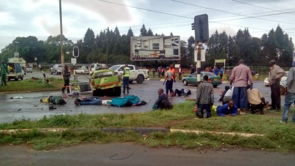 Horror Accident Harare