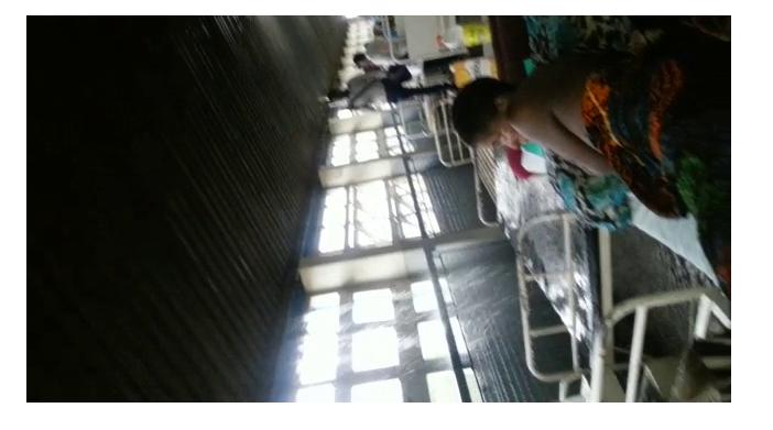 Mahusekwa Hospital Rain Drenched