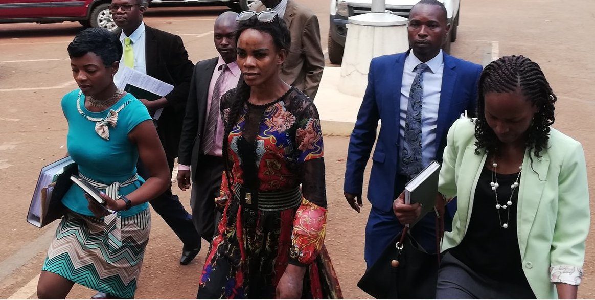 Marry Mubaiwa Critically Ill In Remand Prison