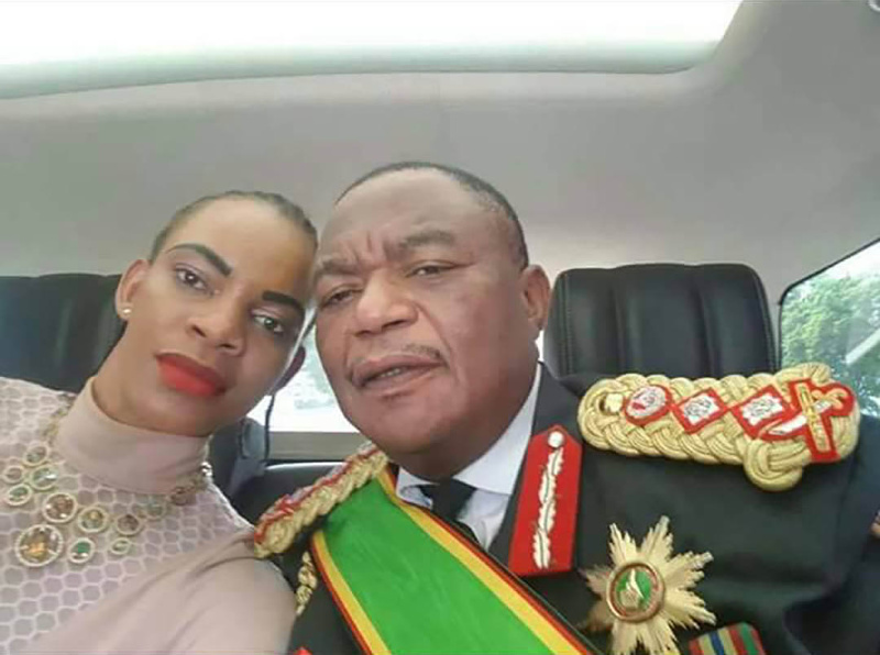 Mary Chiwenga's Charge Sheet