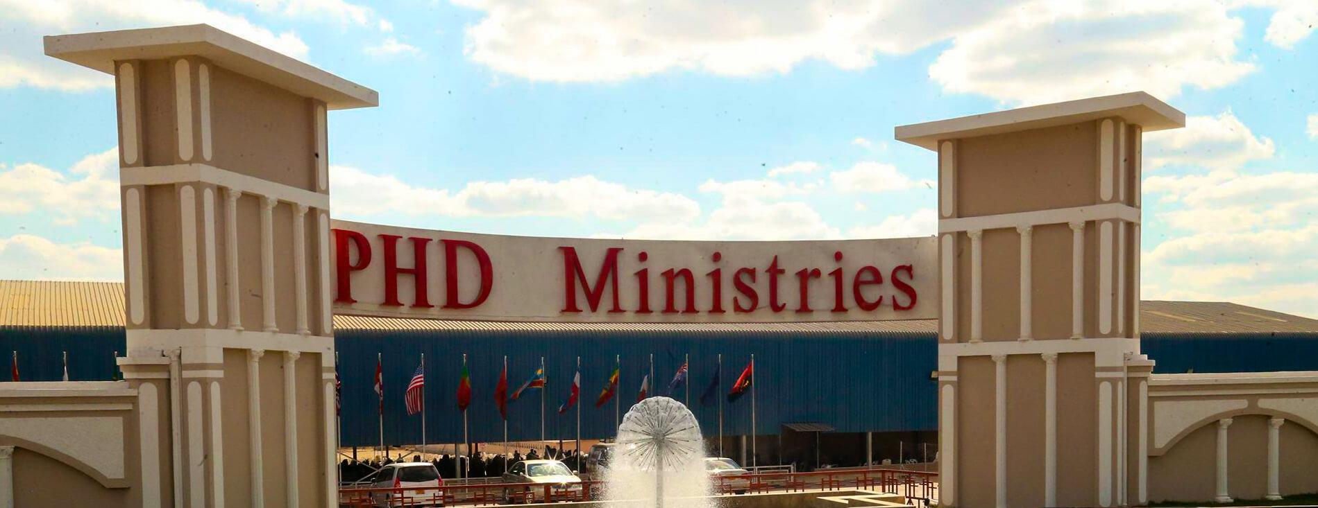 PHD Ministries
