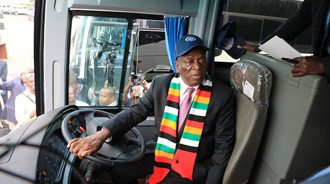 Touts Assault ZUPCO bus Driver