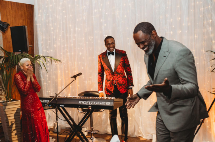 Uebert Angel stuns wife by hiring brian mcknight